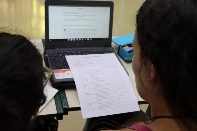 Docentes da Escola Projeto Vida, de São Paulo, participaram de formação exclusiva - Geekie