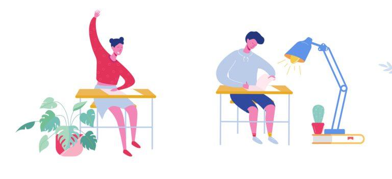 Case colégio Átrio e o roteiro usado para organização das aulas a distância - InfoGeekie