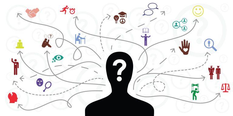 Mapas mentais - tutotial da Venngage para o InfoGeekie